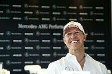 Formel 1 - Schumis Initialen auf dem Heck: Corinna Schumacher verkauft Privatjet