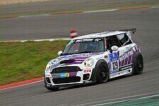 VLN - Sch�den am Mini zu gro�: NEXEN Tire Motorsport muss VLN-Start absagen