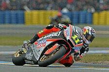 Moto2 - Abstimmung nicht ideal: Cortese in Mugello erneut in den Punkten