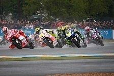 MotoGP - Folgt auf Sonnenschein Regen?: Zeitplan f�r den Frankreich GP