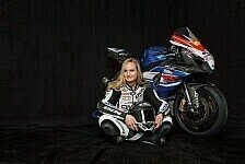 IDM - Nina Prinz startet in der Superstock
