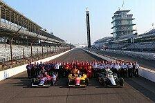 IndyCar - Der Nudeltopf l�dt zum 97. Mal: Indy 500: Willkommen im Motorsport-Mekka