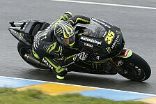 MotoGP - Hauttransplantation f�r Smith: Positiver Start f�r Crutchlow