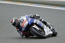 MotoGP - Bald wieder in H�chstform: Bridgestone: Nicht schuld an Lorenzo-Problem