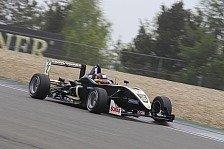 Formel 3 Cup - Starkregen statt Sonnenschein: Bernstorff gewinnt zweites Rennen