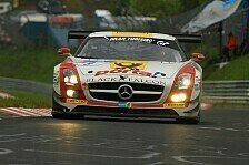 24 h Nürburgring - Favoriten-Analyse: Mercedes