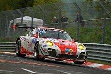 24 h N�rburgring - Let's rock the Race!: Frikadelli Racing ist gut vorbereitet