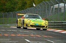 24 h Nürburgring - Favoriten-Analyse: Porsche