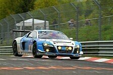 24 h Nürburgring - Gutes Ergebnis für Stuck-Brüder