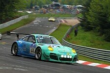24 h Nürburgring - Auf und Ab für Falken Motorsports
