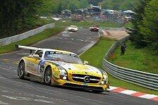 24 h Nürburgring - Christian Bracke in den Top-20
