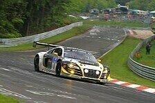 24 h Nürburgring - Phoenix Racing bestes Audi-Team