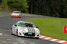 24 h Nürburgring - Erfolgreiche Kilometer-Aktion von Dörr Motorsport