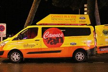 Auto - Cannes in a Van: Mobiles Kino im Ford Transit Custom