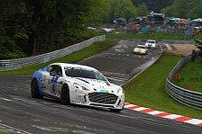 24 h Nürburgring - Wasserstoff-Aston-Martin im Ziel