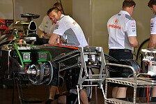 Formel 1 - Geistiges Eigentum sch�tzen: Taffin: Honda lernt bei McLaren von Mercedes