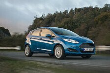 Auto - Serienm��iger elektronischer Notruf-Assistent an Bord: Ab sofort lieferbar: Ford Fiesta SYNC Edition