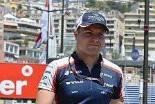 Formel 1 - Auch ohne Live-Runden gut vorbereitet: Bottas holt sich Monaco-Tipps von Mika H�kkinen