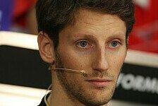 Formel 1 - Er hatte lange genug Zeit zum �ben: Salo: Grosjeans Tage in der F1 sind gez�hlt