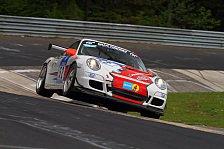 24 h Nürburgring - PoLe Racing: Ausfall nach Unfall