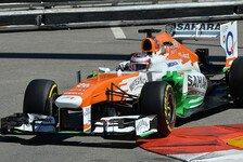Formel 1 - Wenn ein Top-Team zwei Mal klingelt ...: Force India w�rde Di Resta ziehen lassen