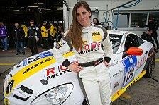 24 h Nürburgring - Cyndie Allemann: Das erste Mal war verrückt