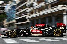 Formel 1 - Kein Drama: Danner: Lotus-Testabsage ist kein Beinbruch