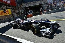 Formel 1 - Schritte m�ssen gr��er werden: Williams: Wende bedarf noch mehr Zeit