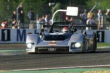 24 h von Le Mans - Audi-Sportprototypen