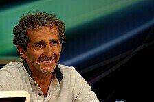 Formel 1 - F1 musste sich ver�ndern: Prost: Montezemolo-Kritik nicht fair