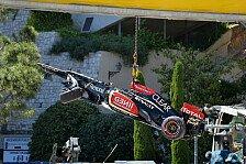 Formel 1 - Doch nichts aus dem Vorjahr gelernt?: Unf�lle: Kritik an Grosjean w�chst erneut