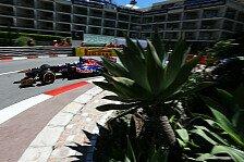 Formel 1 - Kvyat mit dreifacher Premiere in Monaco: Toro Rosso Vorschau: Monaco GP