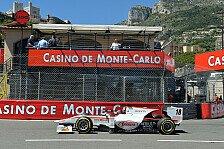 GP2 - Deutlich weniger Schrott als im Hauptrennen: Coletti siegt im Sprintrennen