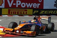 GP2 - Lancaster ist raus: Spontan-Comeback: Frijns f�hrt wieder f�r Hilmer