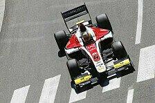GP2 - Daniel Abt über das Wochenende in Monaco