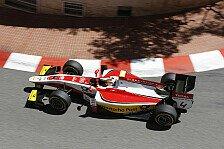 GP2 - Daniel Abt bei Monaco-Chaos vom Pech verfolgt