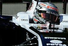 Formel 1 - Ein Schl�sselmoment f�r den Erfolg: Williams: Glauben an Konkurrenzf�higkeit