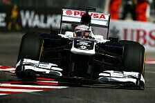 Formel 1 - Adrenalin-Kick f�r Maldonado: Williams Vorschau: Kanada GP