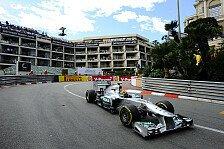 Formel 1 - In Monaco noch nie so viele Probleme: Hamilton: Startreihe eins eine Erleichterung