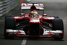 Formel 1 - Ein Rennen gegen die Zeit: Ferrari: Kein einfacher Tag