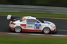 24 h Nürburgring - Zweiter Platz für Brandl Motorsport