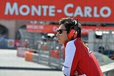 Formel 1 - Vorbereitung auf Ferrari-Showrun in Russland: Kobayashi durfte rote G�ttin ausf�hren