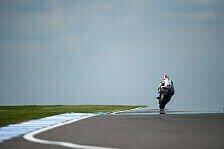 Superbike - Noch viel Arbeit: Jonathan Rea