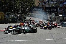Formel 1 - Mercedes-Gate vs. R�pel-Perez: Fan-Forum: Der Monaco GP aus Sicht der User