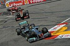Formel 1 - Ferrari vs. Mercedes vs. Lotus: Analyse - Die Lage in der Konstrukteurs-WM