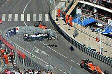 Formel 1 - Rosbergs Triumph und viel Karbon-Schrott: Monaco GP: Die 11 Antworten zum Rennen