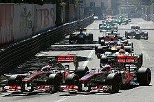 Formel 1 - Das Team arbeitet Tag & Nacht: Perez macht sich gerne Feinde