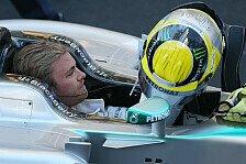 Formel 1 - �ber den Titel rede ich nicht: Monaco-Sieger Rosberg: Erinnerungen an Senna