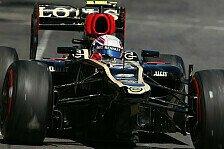 Formel 1 - Keine R�ckkehr der 2012er-Geister: Boullier gibt Grosjean R�ckendeckung