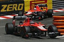 Formel 1 - Bilder: Die besten Bilder 2013: Marussia